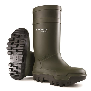 Bota DUNLOP THERMO + SAFETY